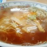 63062548 - 由緒正しい細麺の釧路ラーメンでした