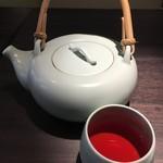 Yauatcha - お茶が美しい