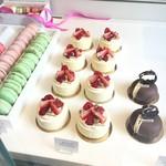 Yauatcha - ケーキ達