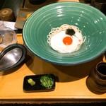 つるとんたん - 山かけのおうどん 冷 細麺