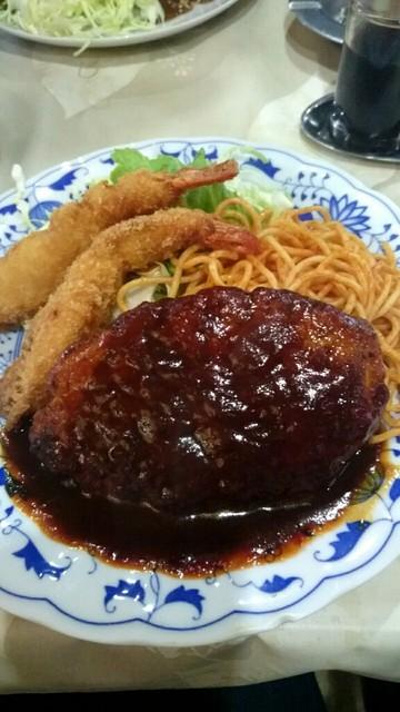 レストラン香港