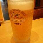 63063411 - 生ビール(中)