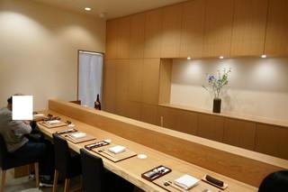日本料理 e. - 店内の様子
