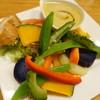 キッチンイナバ - 料理写真:島野菜のバーニャカウダ