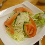 キッチンイナバ - 青パパイヤのサラダ