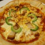 キッチンイナバ - 日替わりピザ