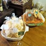 自家焙煎珈琲 喫茶 路地 - 焼き菓子