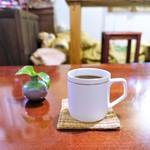 自家焙煎珈琲 喫茶 路地 - トラジャ サパン