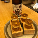 蛇の新 - 千代菊本醸造原酒