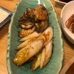 蛇の新 - 牡蠣オイスターソース