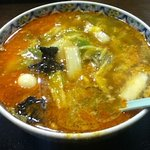 翠芳楼 - 担々麺