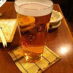 えびす 今井屋總本店 - 生ビール
