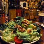ハイランダー イン トウキョウ - ニシンの燻製のサラダ