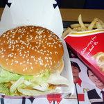 マクドナルド - 料理写真:ビッグマック
