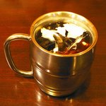 KINGS - アイスコーヒー、カップも立派♪
