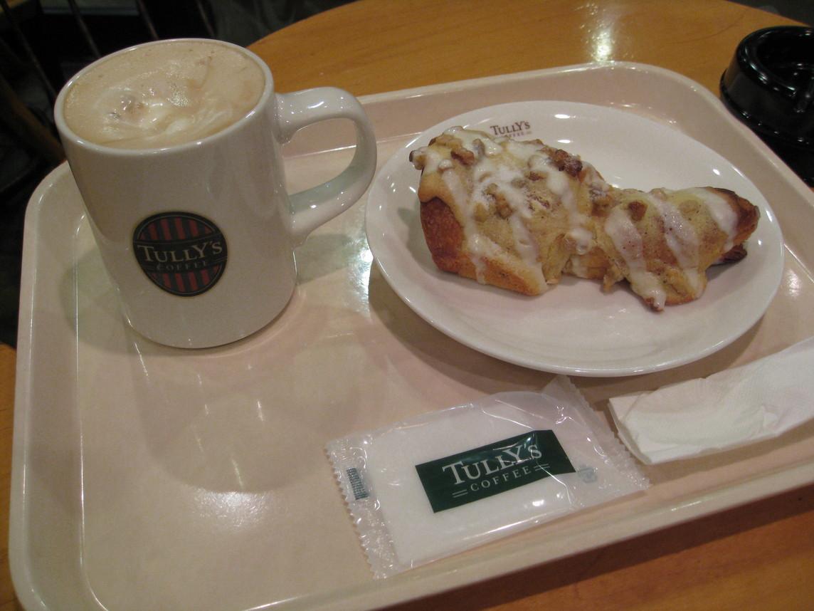 タリーズコーヒー ジャパン長野アイビースクエア店