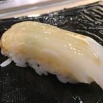 第三春美鮨 - 墨烏賊 180g 底曳き網漁 神奈川県小柴