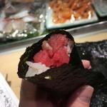 第三春美鮨 - こちらが、伊勢あさくさ海苔