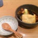 謙徳蕎麦家 - 揚げ出し豆腐