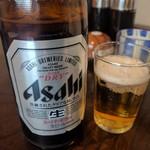 わらべ菜魚洞 - 中瓶600円