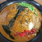 丼ぶり屋 幸丼 - ・「黒丼カレー(\650)」