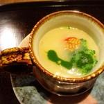馳走 とし藤 - 料理写真:白菜のすりおろし