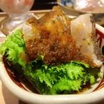 馳走 とし藤 - 大分の太刀魚