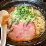 濃麺 海月 - 鶏濃麺 醤油