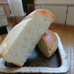 63076002 - ランチ・食パンとベーグル