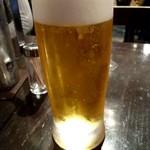 ダバ インディア - 生ビール