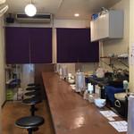 吉田とん汁店 - 内観写真:店内