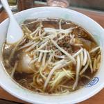 丸福 - マイ最高の中華蕎麦。
