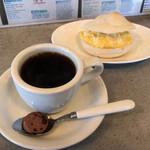 カフェ・イン - ふわ玉ロールのセット