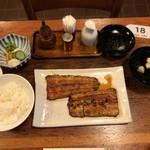 63079813 - 特上蒲焼定食3900円