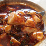 63080440 - マーボー豆腐;アップ