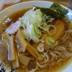 麺屋 にぼすけ - 「中華そば」550円