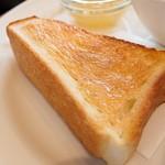 さくら珈琲 - バタートースト