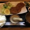 レストラン 司 - 料理写真:ロースかつ定食@1,200円