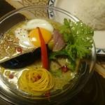 アジア金星堂 - グリーンカレー(1200円)
