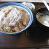 Sakaeshokudou - 料理写真:かつ丼