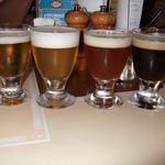 地ビール&ピッツァ オークラブルワリー - オークラビール
