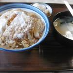 さかえ食堂 - 料理写真:かつ丼