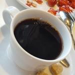 63087319 - コーヒー(お茶菓子付き♡)