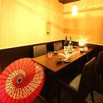 蕎麦・鮮魚 個室居酒屋 へぎ蕎麦 村瀬 - 【2~6名様個室】