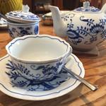 モヒーニ - とても素敵なお茶会の予感。