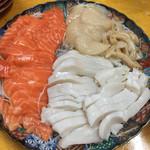 坂井鮮魚店 - タコ最高( ´ ▽ ` )ノ