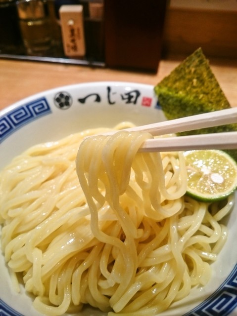 つじ田 日本橋八重洲店 - つけ麺