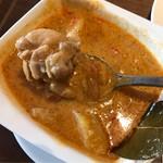 タイレストラン タニサラ - マッサマンカレー