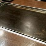 63092784 - テーブル鉄板