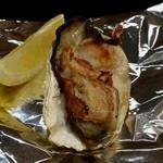 すみれ - 大粒な牡蠣